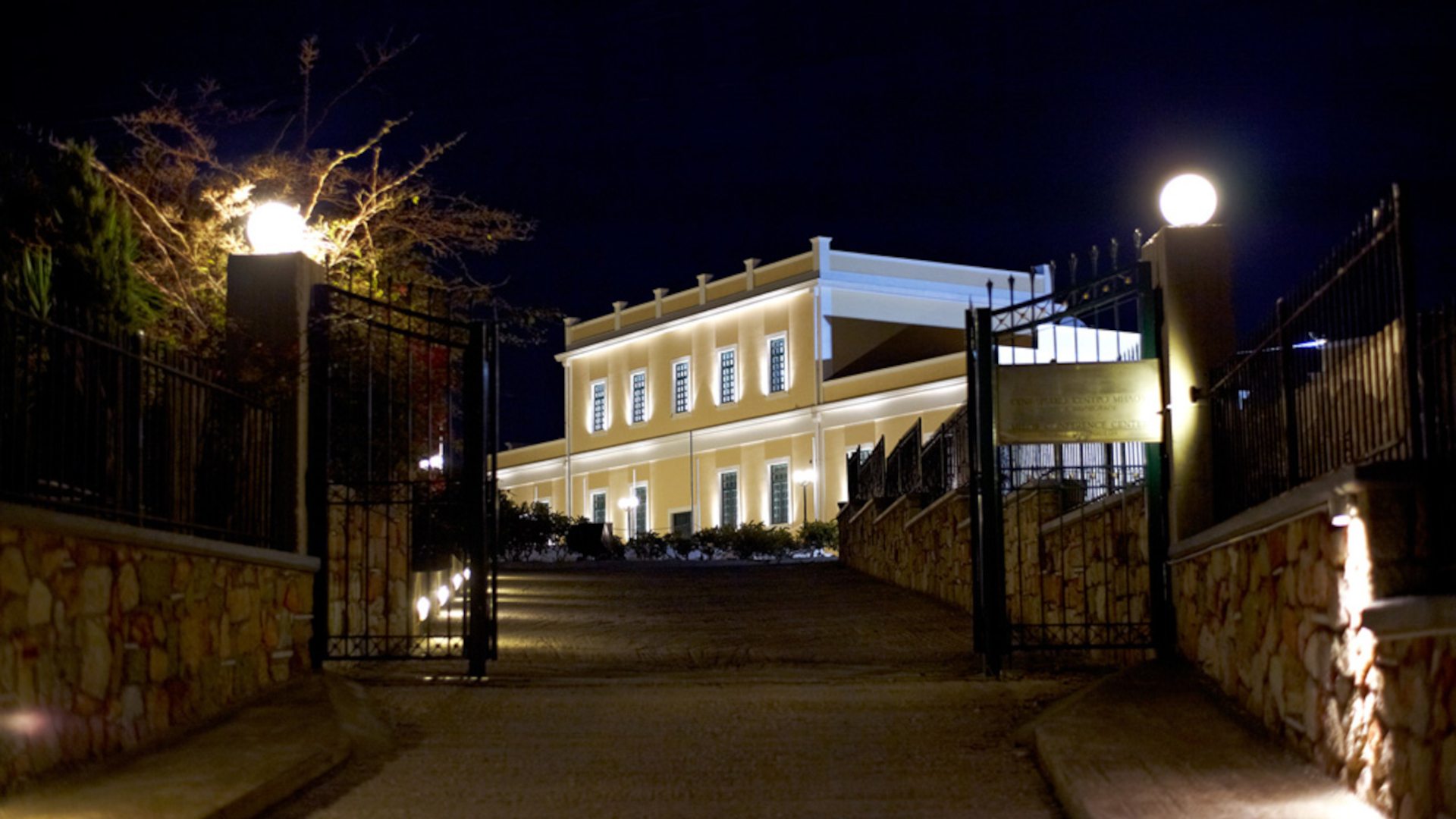 The Milos Conference Centre
